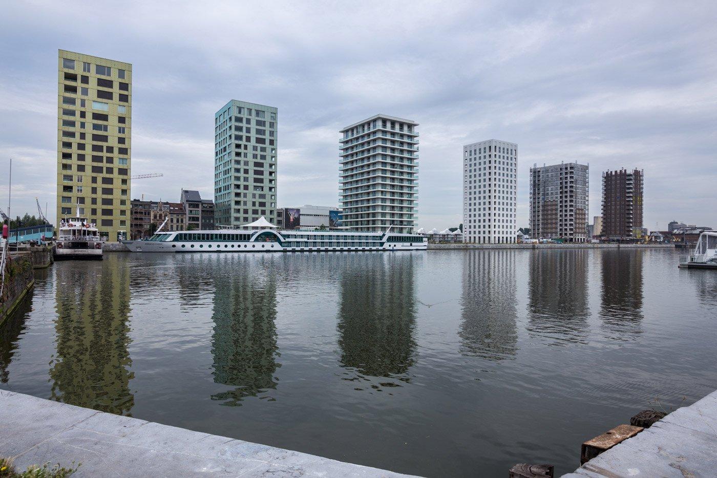 Appartementen woningen te koop in eilandje antwerpen for Te huur huis in antwerpen