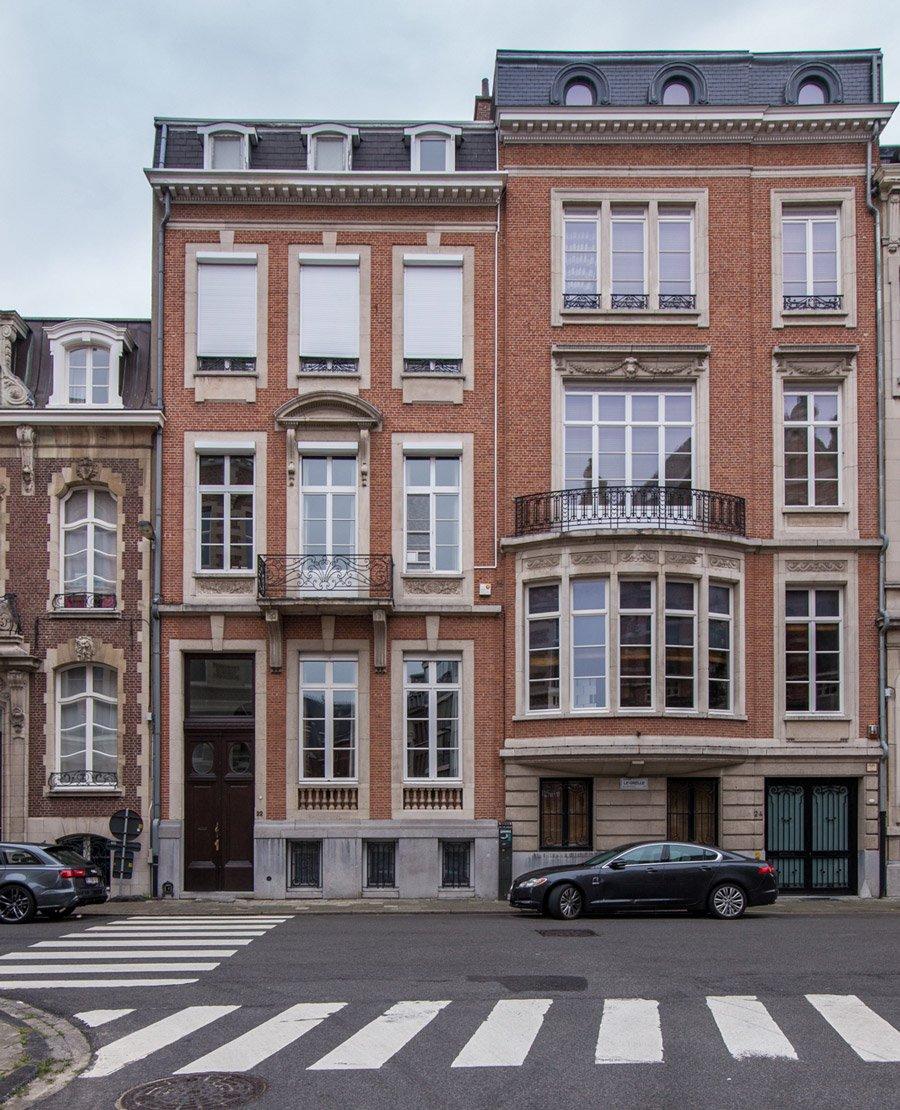 Appartementen woningen te koop in oud berchem antwerpen for Te huur huis in antwerpen